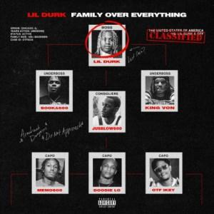 Only The Family - Better ft. MK